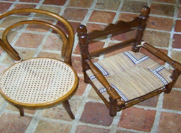 chaises-enfants